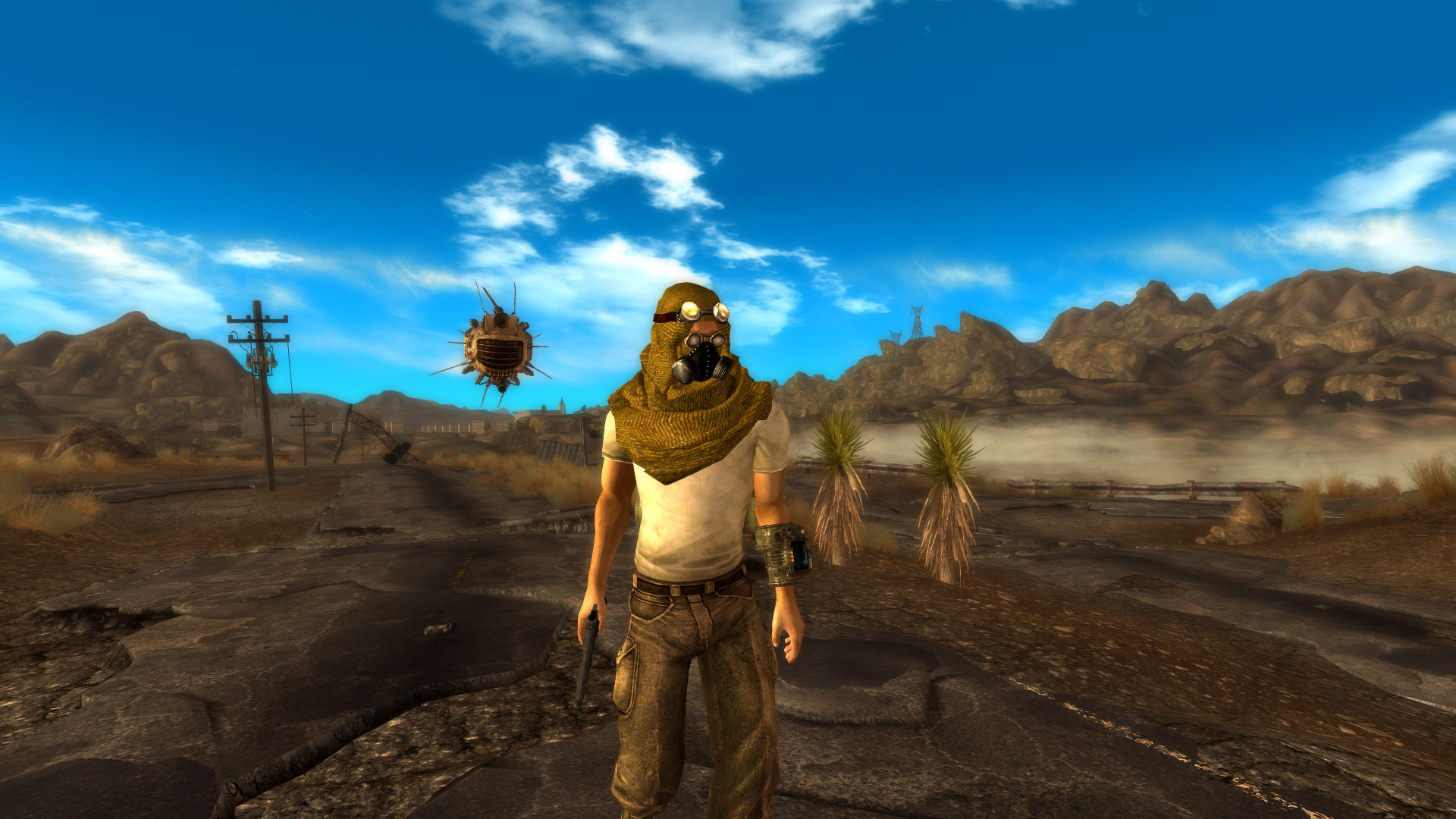 Best ideas about Realistic Wasteland Lighting . Save or Pin Fallout New Vegas Gua de Mods Parte 1 Taringa Now.
