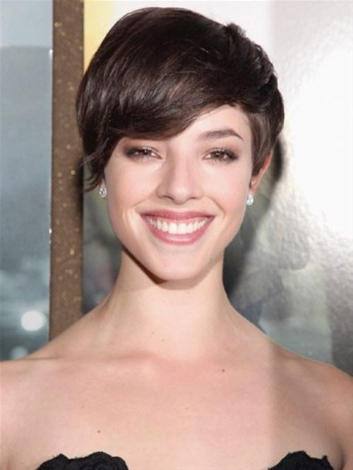 Best ideas about Really Easy Hairstyles . Save or Pin Cute and Easy Short Hairstyles Now.