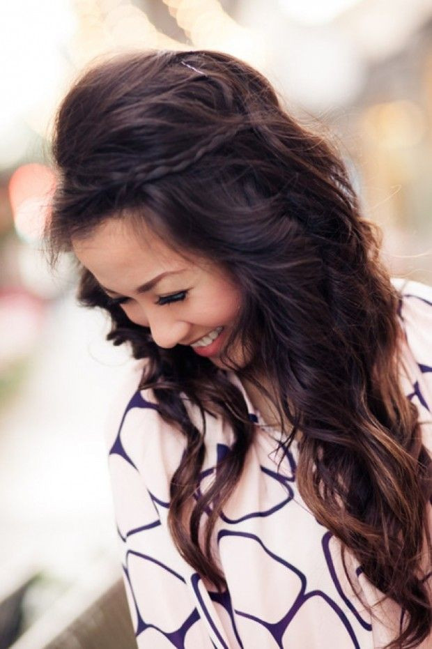 Best ideas about Really Easy Hairstyles . Save or Pin 15 Fantastic Hairstyles for Long Hair Pretty Designs Now.