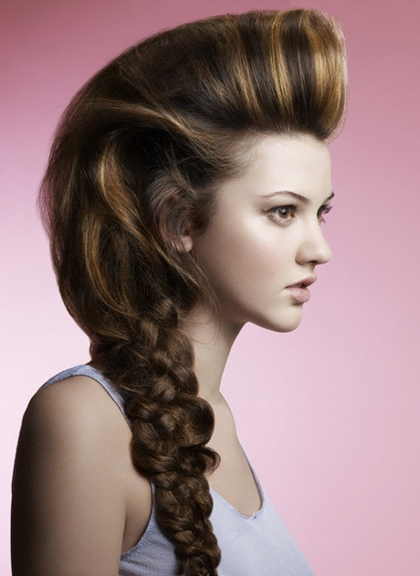 Best ideas about Really Easy Hairstyles . Save or Pin Very easy hairstyles for long hair Now.