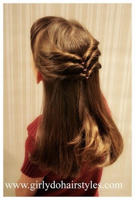 Best ideas about Really Easy Hairstyles . Save or Pin Hairstyles very easy Now.