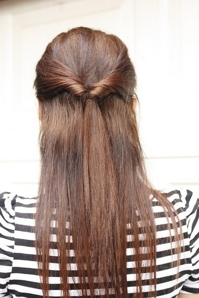 Best ideas about Really Easy Hairstyles . Save or Pin 23 Beautiful Hairstyles for School Now.