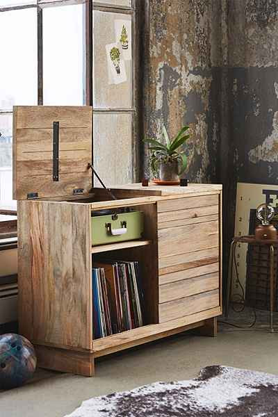 Best ideas about Record Player Stand DIY . Save or Pin 10 incredible record player consoles to reimagine your Now.