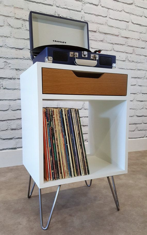 Best ideas about Record Player Stand DIY . Save or Pin 25 best ideas about Record Player Stand on Pinterest Now.