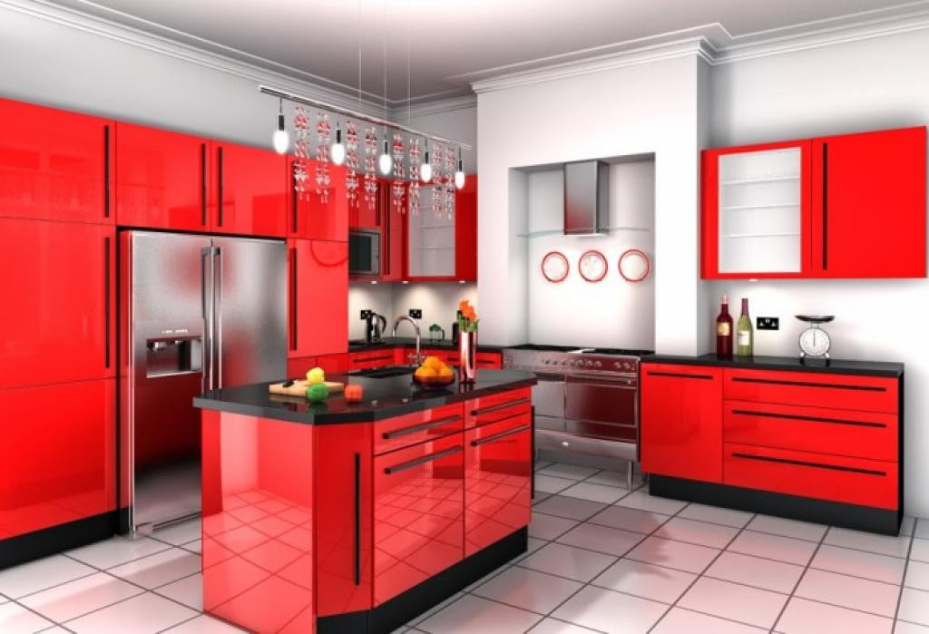 Best ideas about Red Black And White Kitchen Decor . Save or Pin Red And Black Kitchen Decor Ideas Wpxsinfo K C R Now.