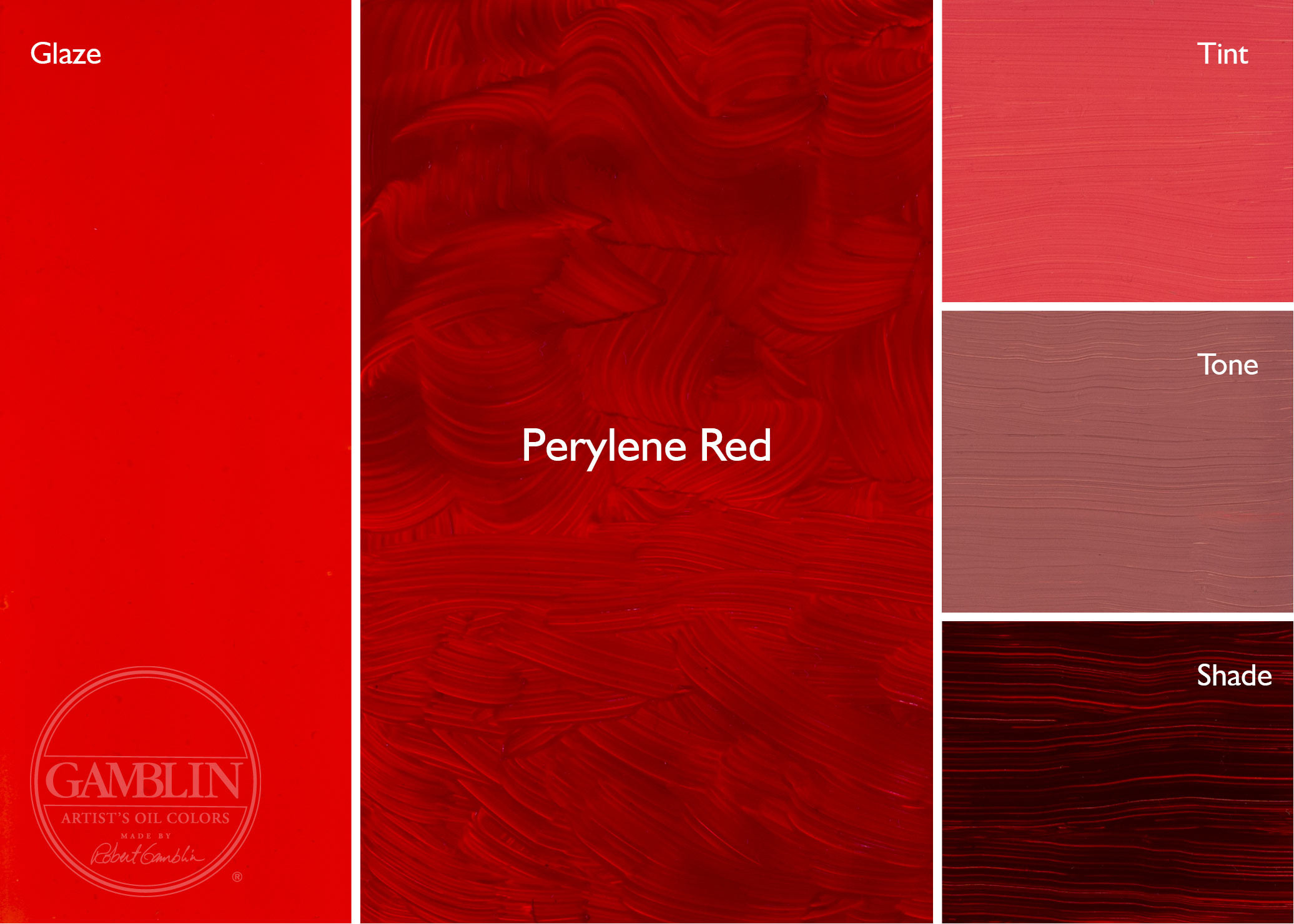 Best ideas about Red Paint Colors . Save or Pin Transparent Glaze Palette Gamblin Artists Colors Now.