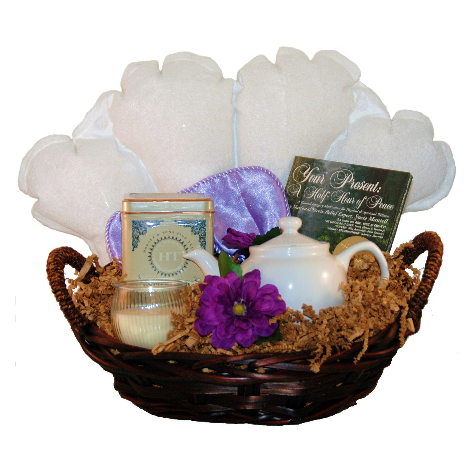 Best ideas about Relaxation Gift Basket Ideas . Save or Pin Peaceful Moments Relaxation Gift Basket at Hayneedle Now.