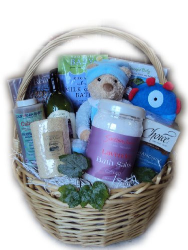 Best ideas about Relaxation Gift Basket Ideas . Save or Pin Mommy and Baby Relaxation Basket FindGift Now.