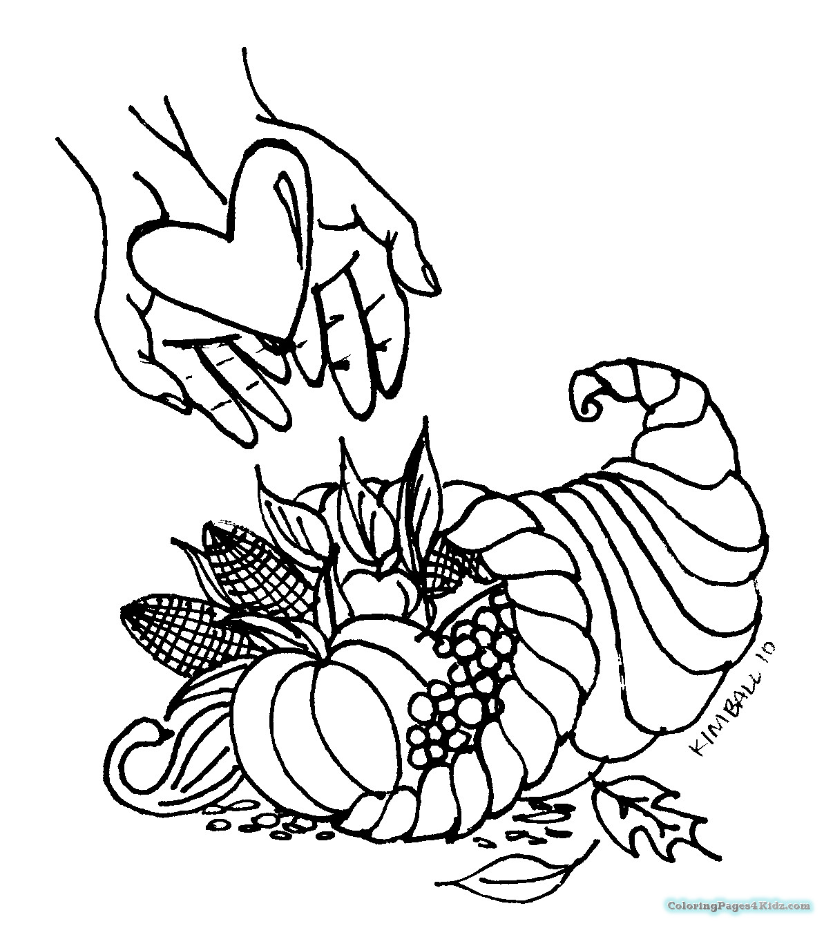 Religious Thanksgiving Coloring Pages For Kids  Christian Thanksgiving Coloring Pages