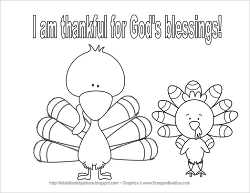 Religious Thanksgiving Coloring Pages For Kids  8 Thanksgiving Learning Activities for Kids and Mom s