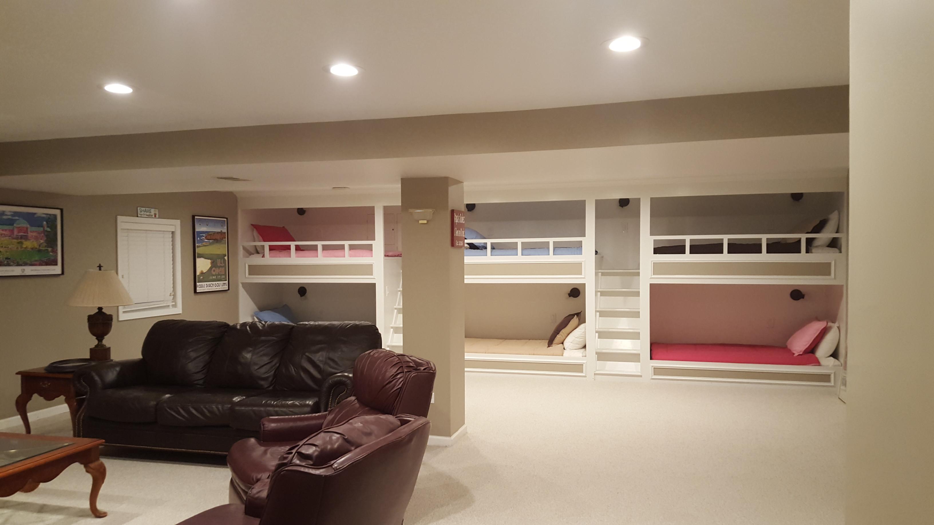 Best ideas about Remodel Basement Ideas . Save or Pin Some Great Basement Remodeling Ideas – Samanco Construction Now.