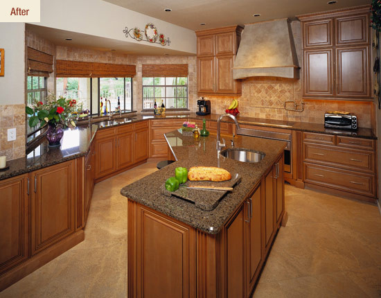 Best ideas about Remodeling Kitchen Ideas . Save or Pin Home Decoration Design Kitchen Remodeling Ideas and Now.