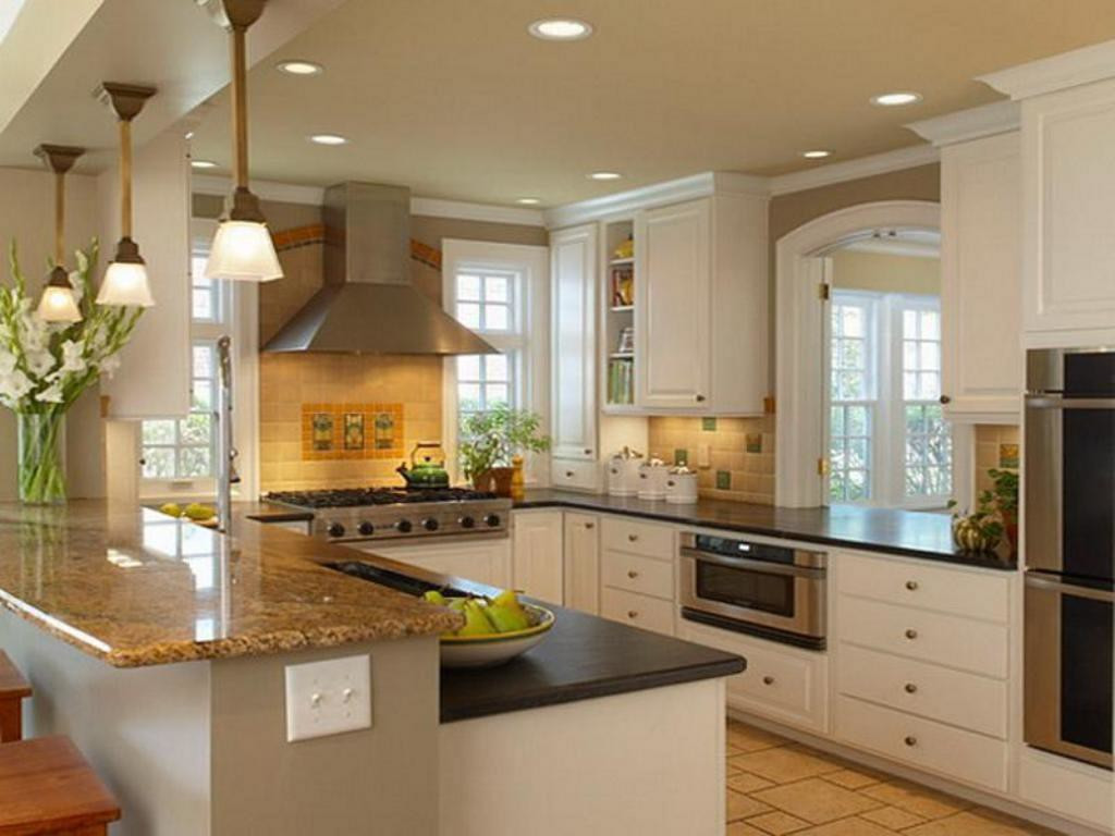 Best ideas about Remodeling Kitchen Ideas . Save or Pin Kitchen Remodel Ideas for Small Kitchens Decor Now.