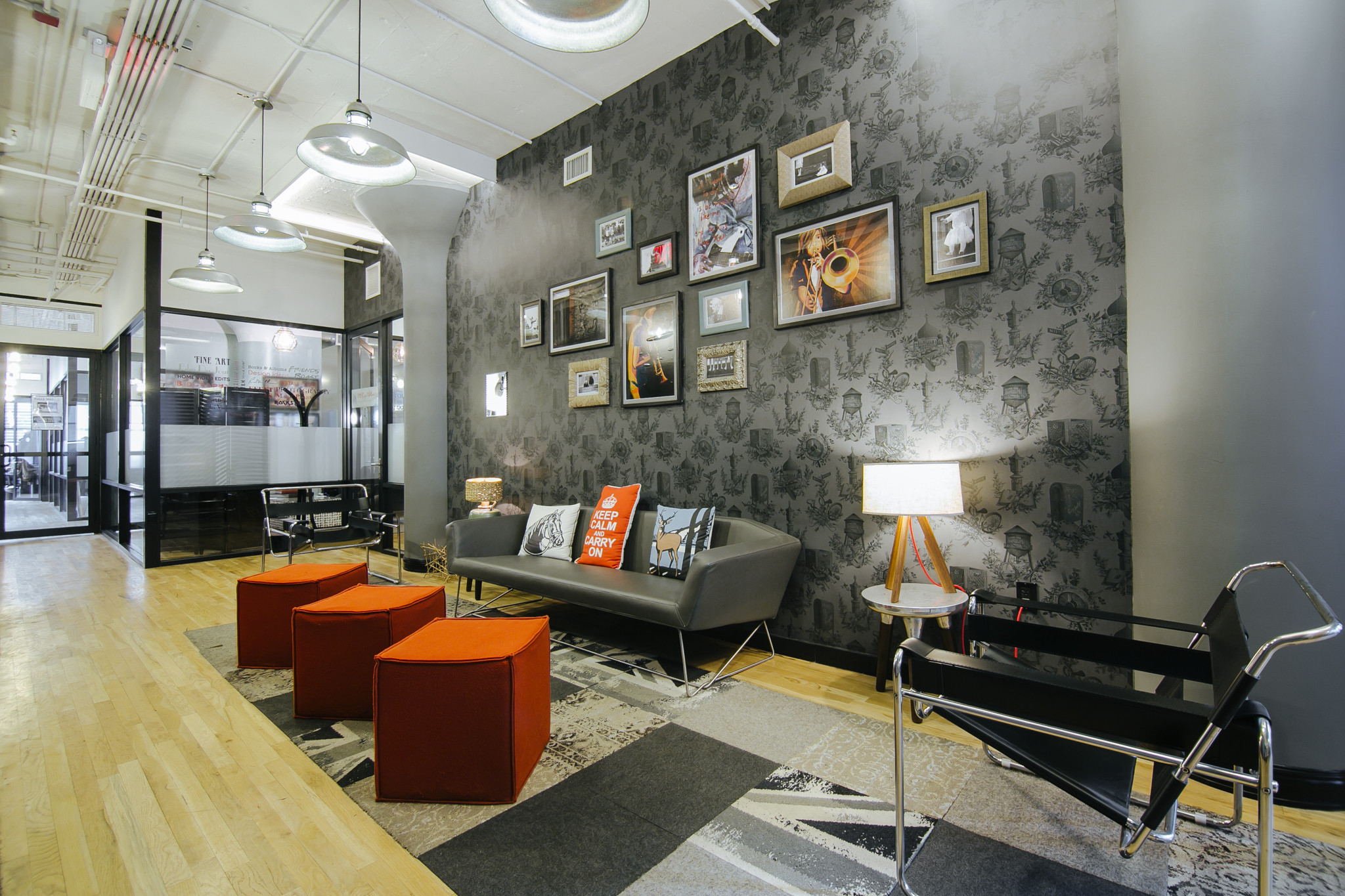 Best ideas about Rent Small Office Space . Save or Pin fice awesome single office space for rent Rent A Desk Now.