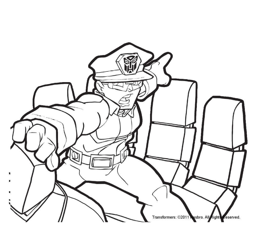 Rescue Bot Coloring Pages  20 Printable Transformers Rescue Bots Coloring Pages