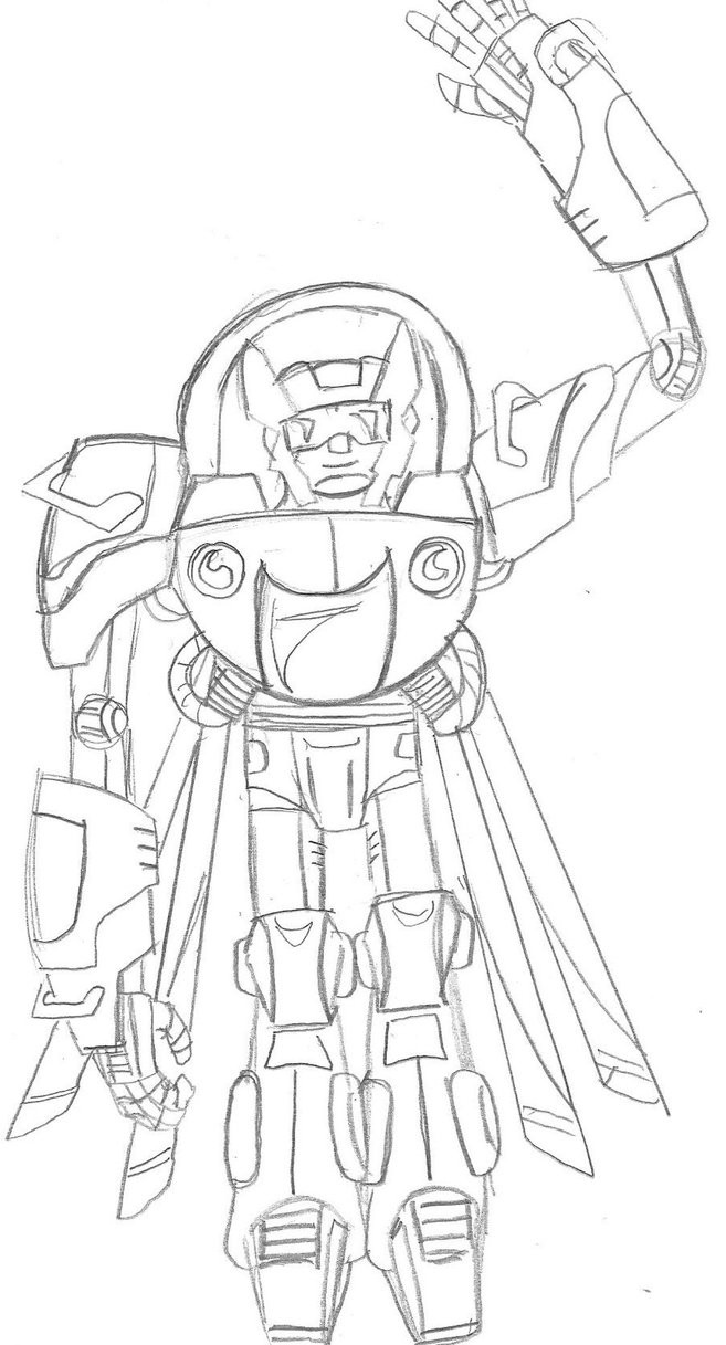 Rescue Bot Coloring Pages  TF Rescue Bots Blades by Taiya001 on DeviantArt