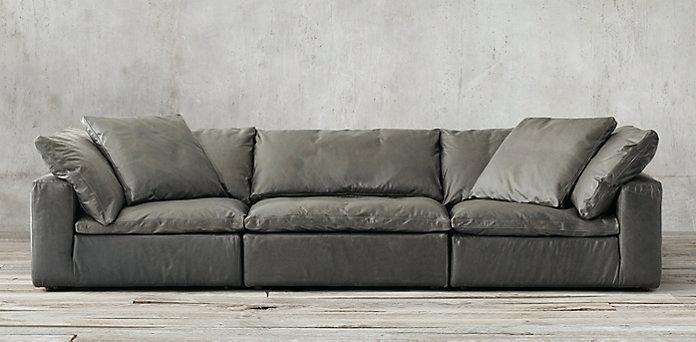 Best ideas about Restoration Hardware Cloud Sofa Reviews . Save or Pin Restoration Hardware Sofa Couch Cozy Restoration Hardware Now.