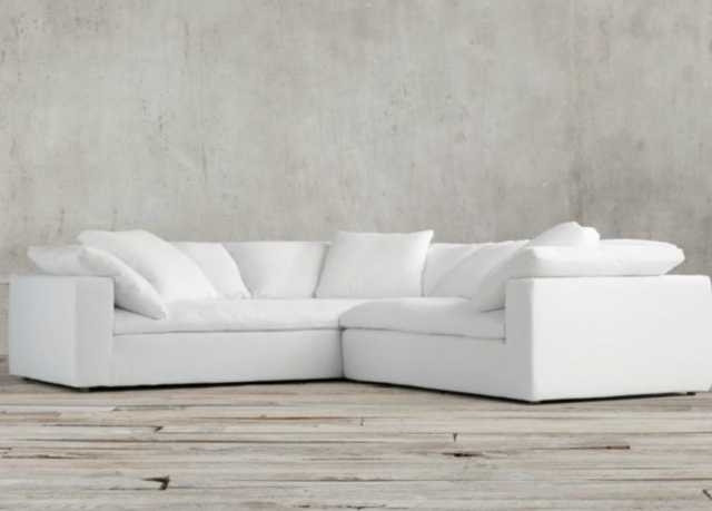 Best ideas about Restoration Hardware Cloud Sofa Reviews . Save or Pin Superb Restoration Hardware Cloud Modular Slipcovered Sofa Now.