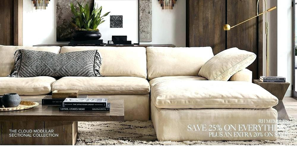 Best ideas about Restoration Hardware Cloud Sofa Reviews . Save or Pin Cloud Furniture Restoration Hardware Cloud Sofa Knock f Now.