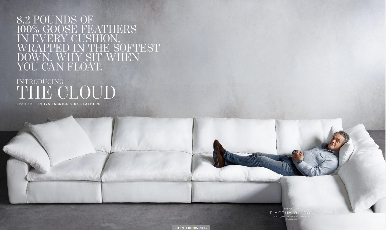 Best ideas about Restoration Hardware Cloud Sofa Reviews . Save or Pin Great Restoration Hardware Cloud Sofa Reviews 69 For Your Now.