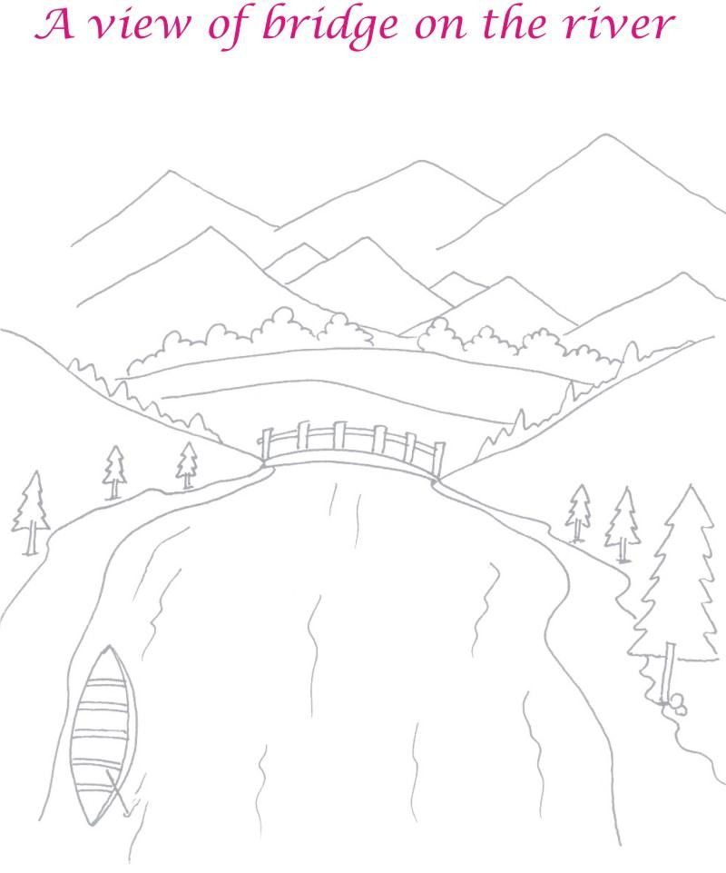 Best ideas about River Coloring Pages . Save or Pin River Printable Coloring Pages Now.