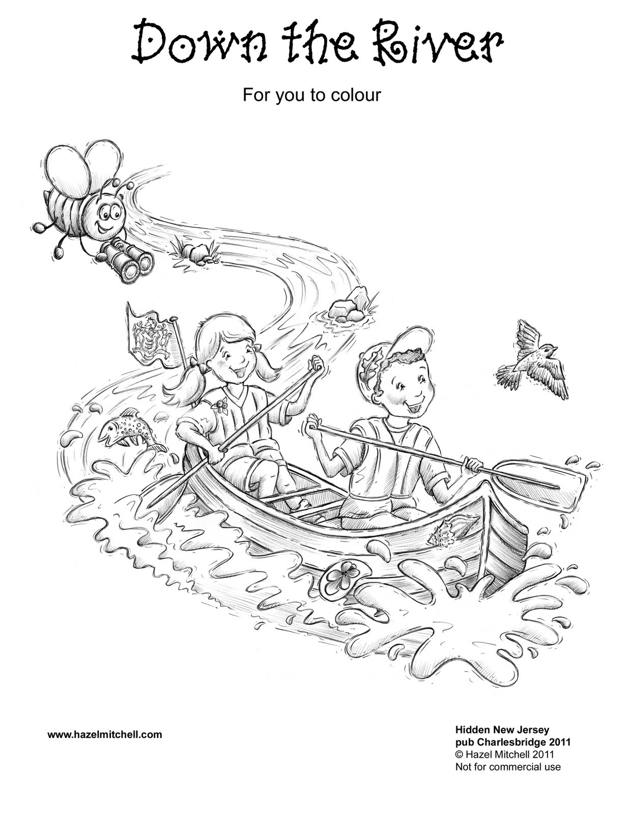 Best ideas about River Coloring Pages . Save or Pin River Free Colouring Pages Now.