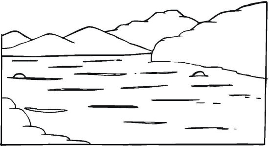 Best ideas about River Coloring Pages . Save or Pin River page clipart Clipground Now.