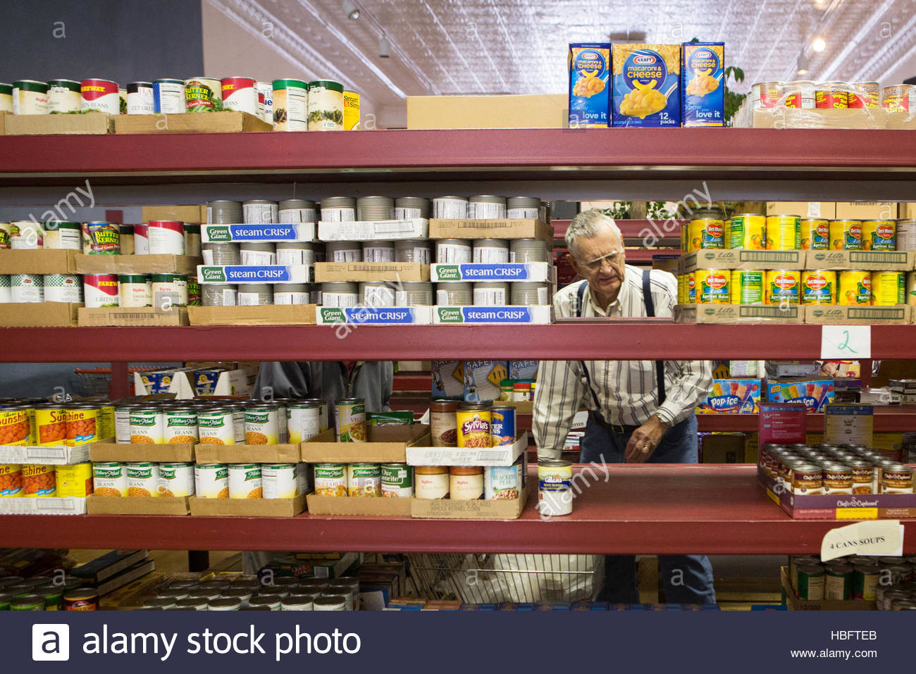 Best ideas about River Food Pantry . Save or Pin A man chooses food at the Jordan River Food Pantry Stock Now.