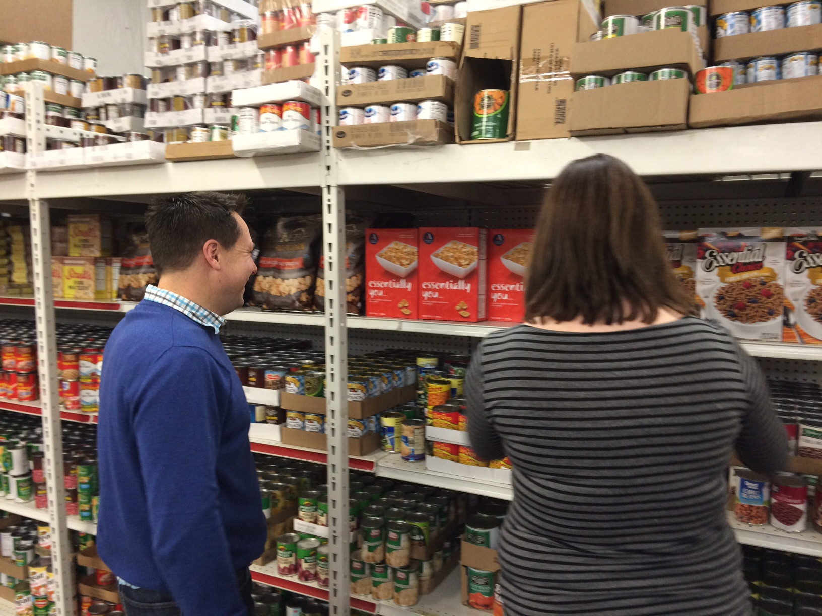 Best ideas about River Food Pantry . Save or Pin Helping the Hungry at The River Food Pantry Now.