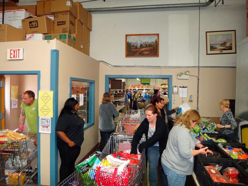 Best ideas about River Food Pantry . Save or Pin I Have Never Day 361 Volunteering at the River Food Now.