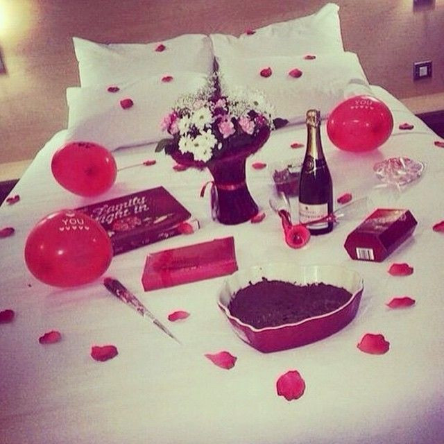 Romantic Birthday Gift Ideas Her  144 best Surprise images on Pinterest