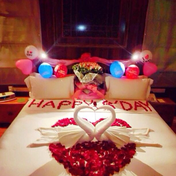 Romantic Birthday Gift Ideas Her  488 best images about Romantic Ideas on Pinterest