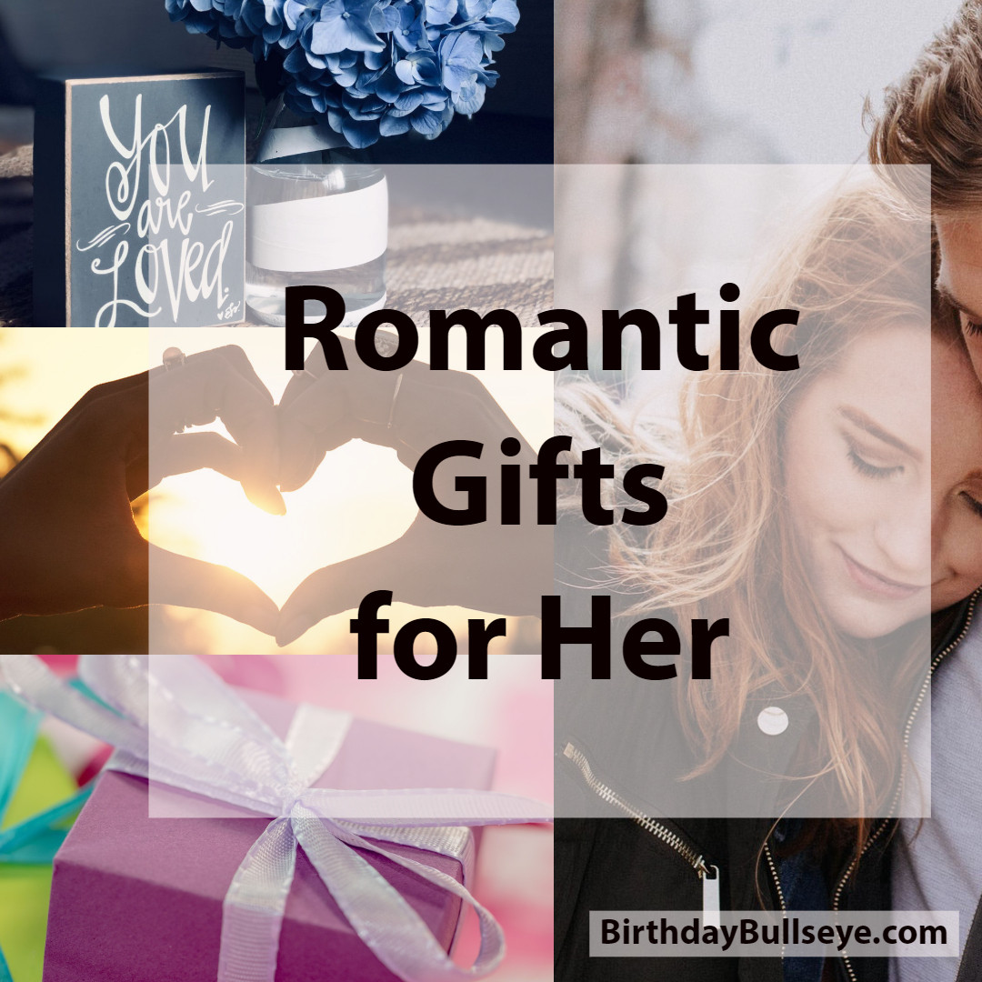 Romantic Birthday Gift Ideas Her  Romantic Birthday Gifts For Her 13 Brilliant Gifts to