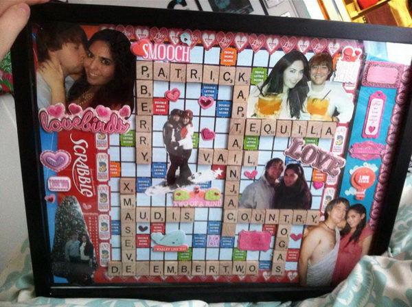 Romantic Boyfriend Gift Ideas  15 Romantic Scrapbook Ideas for Boyfriend Hative