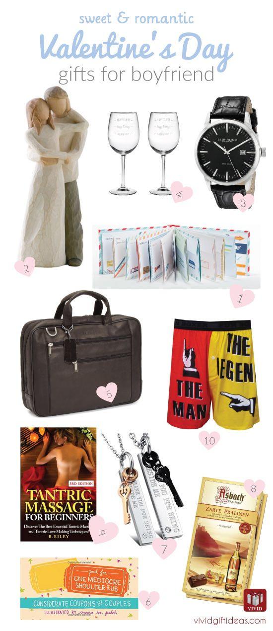 Romantic Boyfriend Gift Ideas  268 best Valentines Gifts images on Pinterest