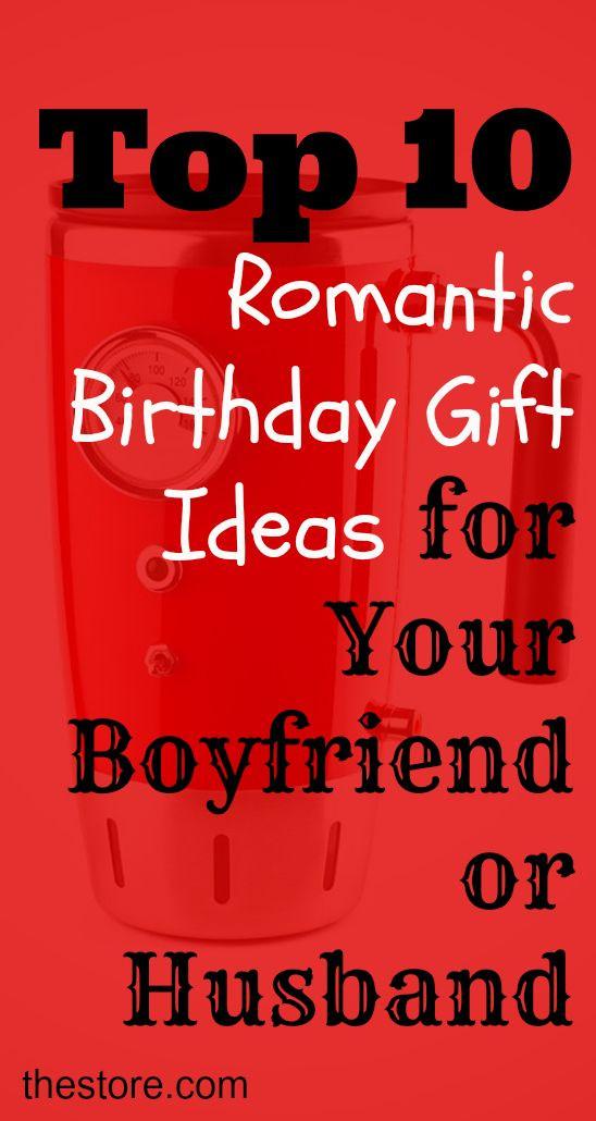 Romantic Boyfriend Gift Ideas  Gift Ideas for Boyfriend Gift Ideas For Boyfriend Birthday 28