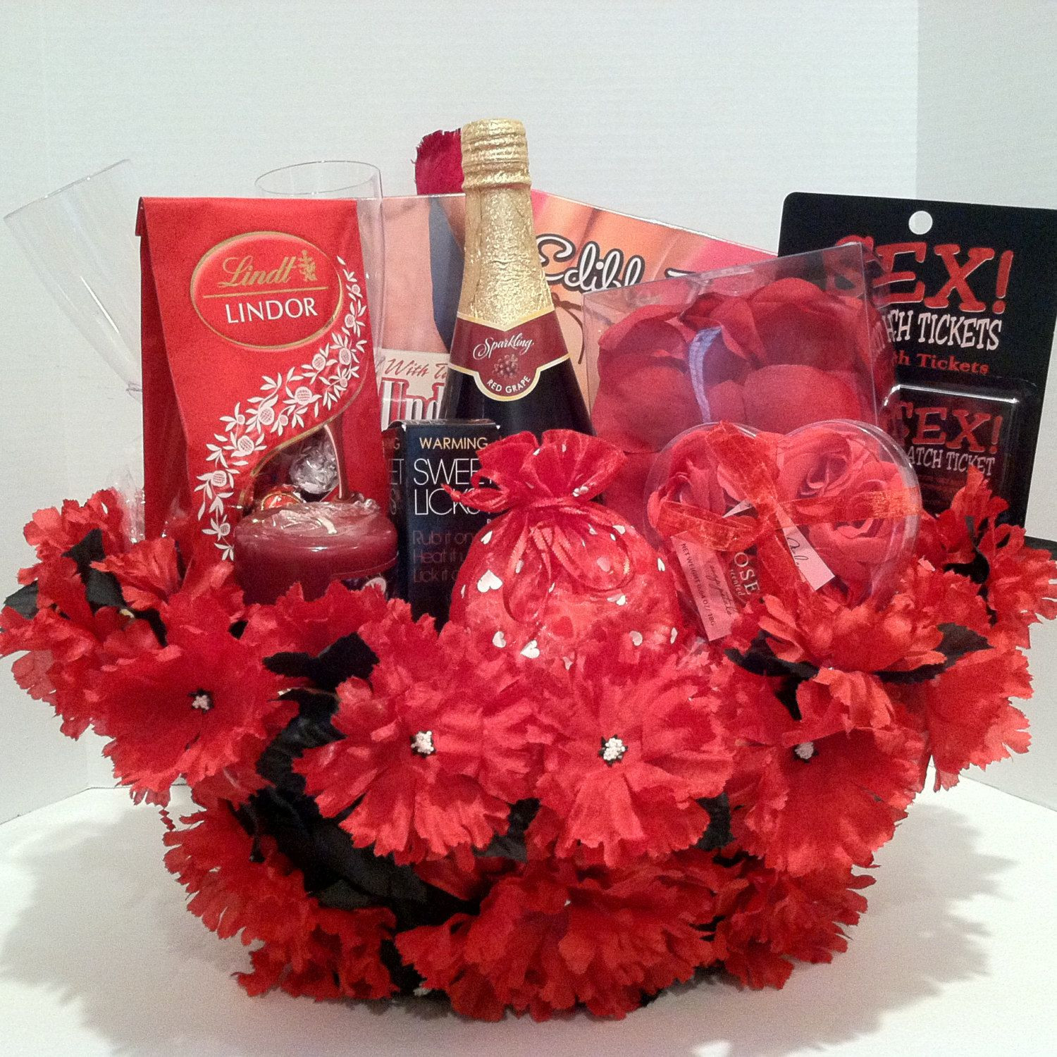 Best ideas about Romantic Gift Basket Ideas For Couples . Save or Pin Romantic Evening Gift Baskets only at Now.