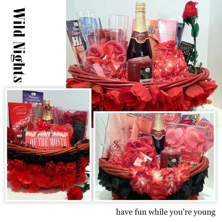 Best ideas about Romantic Gift Basket Ideas For Couples . Save or Pin 47 best Romantic Evening Baskets images on Pinterest Now.