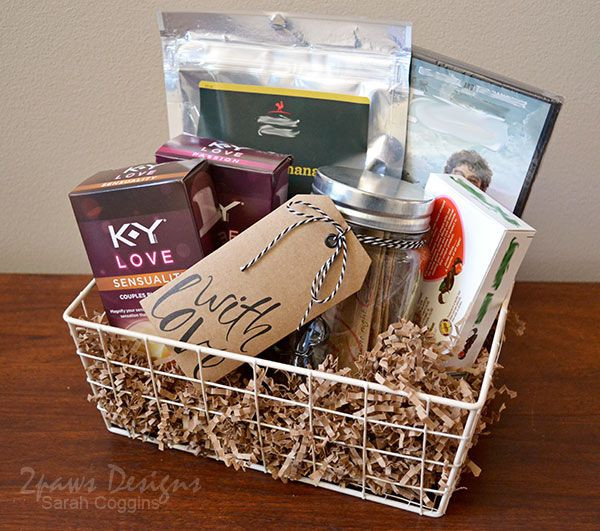 Best ideas about Romantic Gift Basket Ideas For Couples . Save or Pin 17 Best images about Gift Basket Ideas on Pinterest Now.