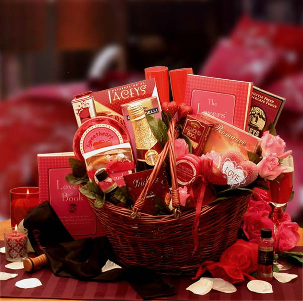 Best ideas about Romantic Gift Basket Ideas For Couples . Save or Pin How to Plan A Romantic Valentine s Day Date for Your Loved e Now.