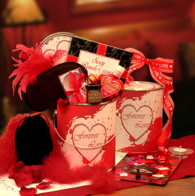 Best ideas about Romantic Gift Basket Ideas For Couples . Save or Pin Lil Angels Giant Valentine s Fortune Cookie Now.