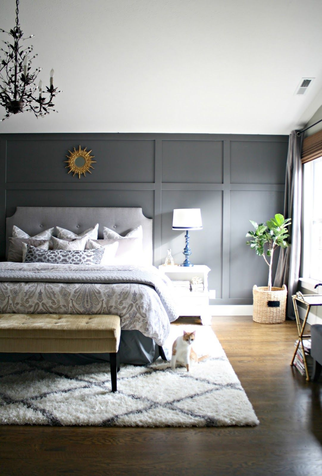 Best ideas about Rooms With Accent Walls . Save or Pin Gaining a Few Extra Inches DIY projects Now.