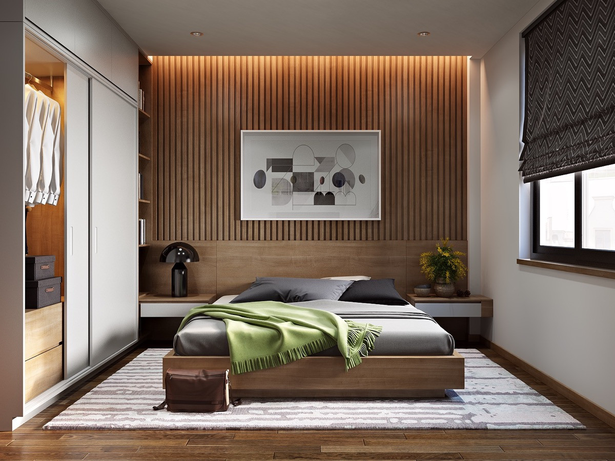 Best ideas about Rooms With Accent Walls . Save or Pin 25 Beautiful Examples Bedroom Accent Walls That Use Now.