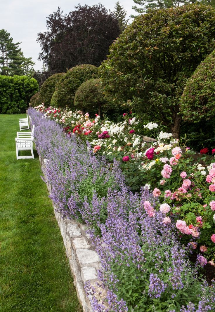 Best ideas about Rose Garden Ideas . Save or Pin Carolyne Roehm S Rose Garden At Inspiration For The Future Now.
