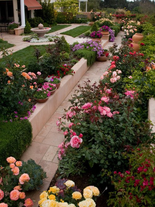 Best ideas about Rose Garden Ideas . Save or Pin Rose Garden Ideas Remodel and Decor Now.