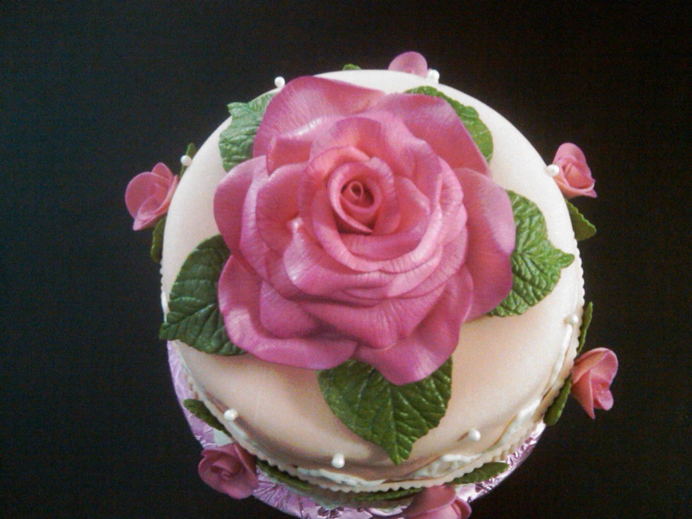 Best ideas about Roses Birthday Cake . Save or Pin Rose Birthday Cake Cake Decorating munity Cakes We Bake Now.
