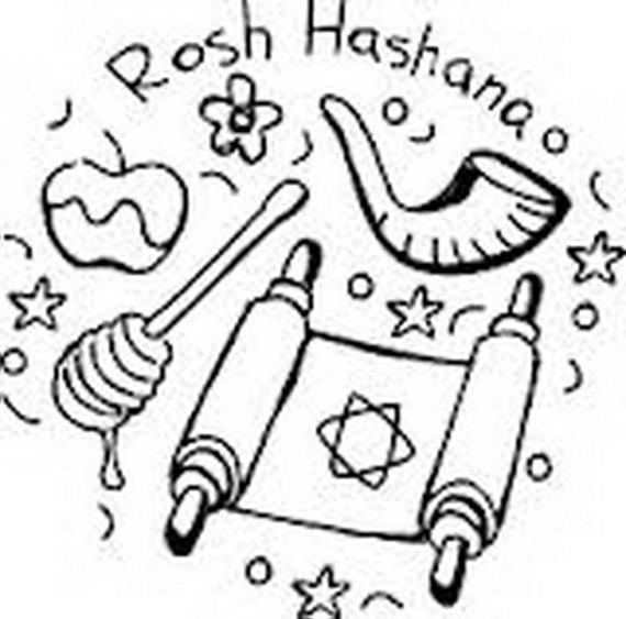 Rosh Hashanah Coloring Pages  Rosh Hashanah Coloring Pages Printable for Kids family