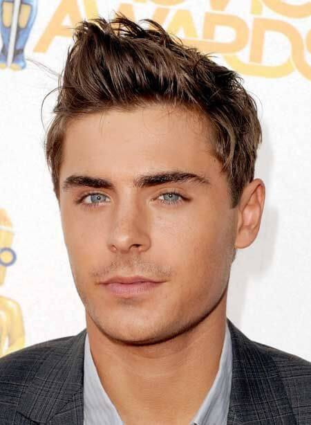 Round Face Haircuts Male  The Best Hairstyles for Round Faced Men