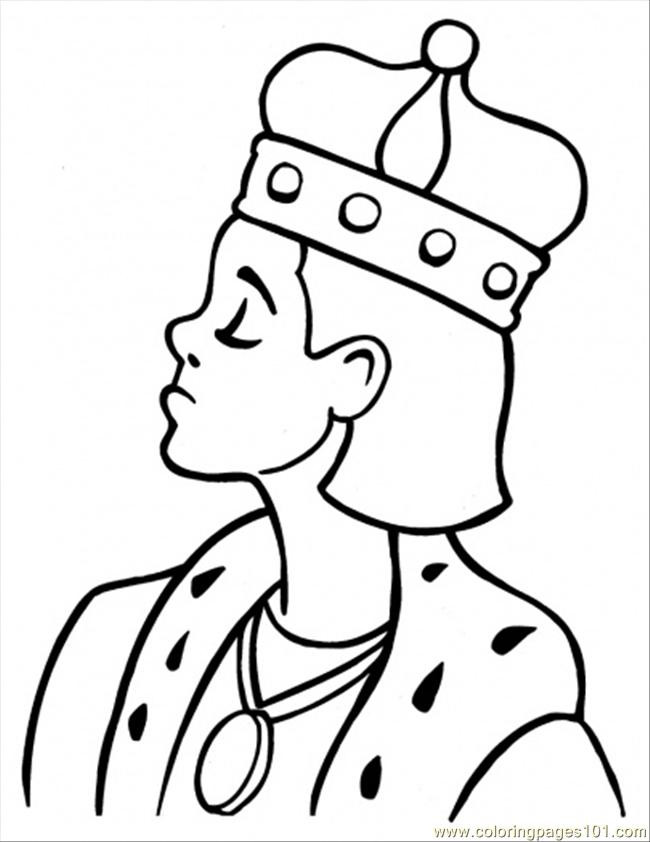 Royal Coloring Pages  Coloring Pages King Peoples Royal Family free