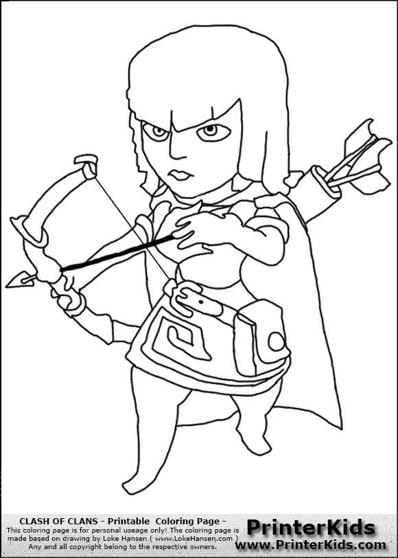 Royal Coloring Pages  Pin by Rafael Ross on clash royale Pinterest
